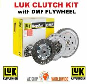 Luk Clutch + Dmf + Csc For Vw Crafter 30-35 Bus 2.5 Tdi 2006-2011