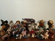 Vintage Lizzie High Dolls From 1990 - 1999 Used But Good Condition 17 Total
