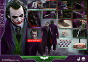 1/4 Hot Toys Toy Sapiens Limited Quarter Scale Batman Dark Knight Joker F/s