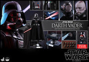 1/4 Hot Toys Sw Episode6 Return Of The Jedi Darth Vader Free Shipping From Japan