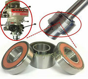 Milling Machine Parts R8 Spindle Bearing Assembly Taiwan Milling For Bridgeport