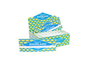 Highland Original Double Decadence Extra Long Rolling Papers And Tips