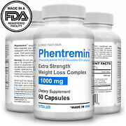 Phentreminandreg Extra Strength Weight Control Complex Appetite Suppressant 37.5