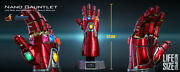 1/1 Hot Toys Toy Sapiens Limited Avengers Mark 50 Life Size Nano Gauntlet F/s