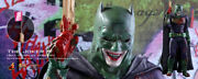 1/6 Hot Toys Toy Sapiens Limited Suicide Squad Joker Bat Cosplay Version F/s