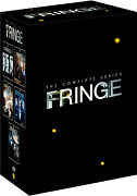 Fringe The Complete Series 1-5 Dvd Boxset 29 Discs R4 New And Sealed
