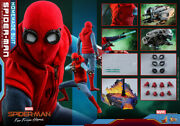 1/6 Hot Toys Spider-man Far From Home Home Made Suit Ver Mysterio Drone F/s