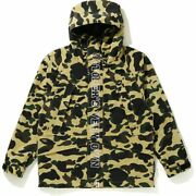 Ovo X Bape 1st Camo Snow Board Jacket Green Xl New Order Confirmed In Hand