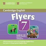 Cambridge Young Learners English Tests 7 Flyers Audio Cd Examination Papers Fro