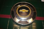 1 Vintage1970and039s 1980and039s Chevy 1/2 Ton Truck 10 1/2 Inch Hubcap