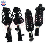 Quick Complete Set Struts Assembly And Shocks Absorbers For 2007-2015 Jeep Patriot
