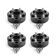 4 50mm Aircraft Aluminum Wheel Spacers 6x139.7 For Ford Ranger Everest Endeavour