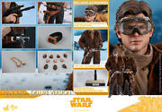 1/6 Hot Toys Toy Sapiens Limited Han Solo Star Wars Story Han Solo From Japan