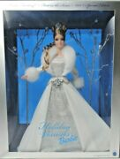 Winter Fantasy First In The Series 2003 Barbie Doll Special Edition