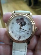 Frederique Constant Ladies Automatic World Heart Federation Watch Rose Gold