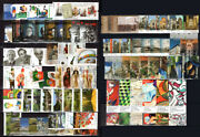 2014 Portugal, Azores And Madeira Complete Year Mnh Stamps.