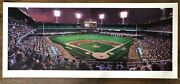 Old Comiskey Park Lithograph 369/600 Andy Jurinko 1991