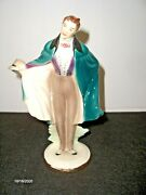 1940s Goldcrest Creation China Figurines Southern Beau By Peggy Porcher