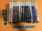 Xbox 360 15 Game Lot - Games Bundle Pack Halo Battlefield 3 4 Gears Of War Nhl