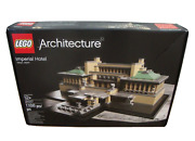 Lego Architecture Imperial Hotel Tokyo Japan Set 21017 - Sealed, Imperfect Box
