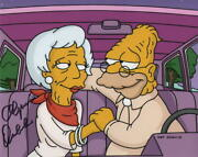 Olympia Dukakis Signed Autograph 8x10 Photo - The Simpsons Rare Image Moonstruck