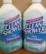 Scrub Free Clean Shower Daily Cleaner Refill - 2 60 Oz.