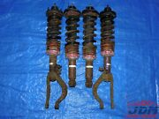 Used Jdm Oem Honda Integra Dc2 Type R Tanabe Sustec Pro Front+rear Coilovers Dc2