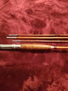 Bamboo Fly Rod Vintage Fishing Rods