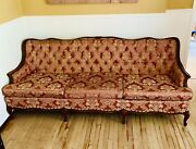 Gorgeous Vintage French Couch