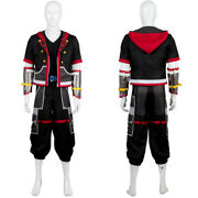 Kingdom Hearts Iii Protagonist Sora Brave Parts Action Cosplay Costume Outfit