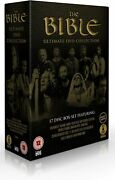 The Bible The Complete Collection Dvd Boxset 17 Discs Region 4 New And Sealed