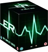 Er Complete Series Collection Season 1-15 Dvd Boxset New And Sealed