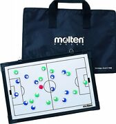 Molten Tactic Board For Football Soccer 45x30.5 Cm From Japan