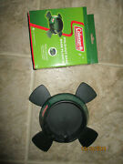 Coleman Propane Camping Gas Cylinder Fold-out Stable Base For 16 Oz Base Only