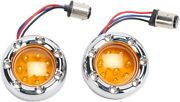Arlen Ness Led Fire Ring Kits For Factory Deuce Style Turn Signal Housing 12-757