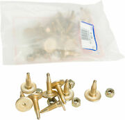 Woodyand039s Gold Digger 60 Deg. Traction Master Carbide Studs Gdp6-1005