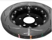Dba52165blks T3 5000 Series 2 Piece Slotted Rear Rotors Ford Mustang Gt