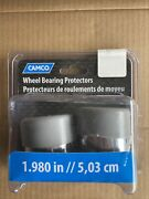 Camco Wheel Bearing Protectors 50053 1.980 In. / 503cm