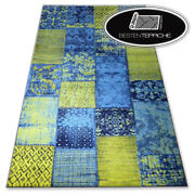 Traditional Carpet Sky-blue And039standardand039 Fashionable Designs Quality Agnella