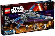 Lego Kit Star Wars The Force Awakens 75149 Resistance X-wing Fighter