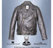25th Anniversary The Terminator 1984 Leather Jacket