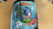 Brand New Official Disney Finding Dory Nemo Acrylic Twin Size 60x80 Blanket