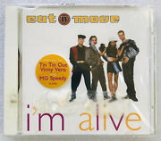 Cut 'n' Move I'm Alive Remixes By Tin Tin Out Vinny Vero And Mg Speedy Cd Single