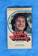 Robin Williams Mary Ellen Moore Paperback Book 1979 Unauthorized Biography
