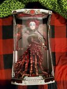 New Disney Alice / Red Queen Of Hearts Doll Irecabeth ..le 4000pcs