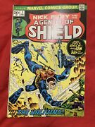 Nick Fury And His Agents Of Shield 1 Marvel Comics Bronze Age
