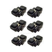 Ic101 For Mercedes-benz Series Ignition Coil B3206 Set Of 6 000-158-7803 Uf359