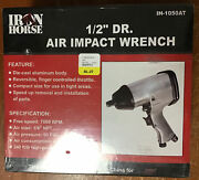 Part Ih-1050at Air Impact Wrench 1/2andrdquo Drive By Wood Industries New