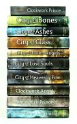 Lot 11 Cassandra Clare Books Mortal Instruments And Infernal Devices 3 Signed L1