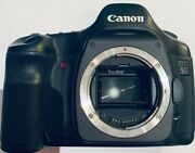 Canon Eos 5d Ds126091 Perfect Mint Condition Body Only